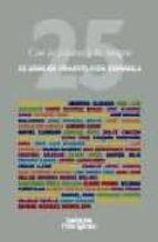 con la palabra y la imagen: 25 años de constitucion española-9788495886088