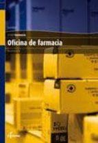 oficina de farmacia-miquel recasens-9788496334588