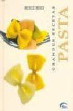 pasta - minilibros: grandes recetas-9788496923188