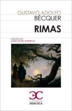rimas-gustavo adolfo becquer-9788497403788