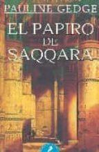 el papiro de saqqara-pauline gedge-9788498380088