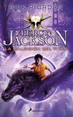 la maldicion del titan (percy jackson y los dioses del olimpo iii rick riordan 9788498386288