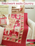 patchwork estilo country natalie bird 9788498745788