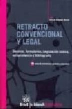 retracto convencional y legal-sergio vazquez barros-9788498760088