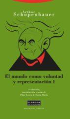 el mundo como voluntad y representacion t.i (2ª ed.) arthur schopenhauer 9788498790788