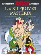 les xii proves d asterix (edicio 2016)-rene goscinny-9788499067988