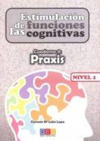 estimulacion de las funciones cognitiva 9 praxis carmen mª leon lopa 9788499158488