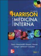 harrison: principios de medicina interna (2 vols.) (17ª ed.)-anthony fauci-9789701067888
