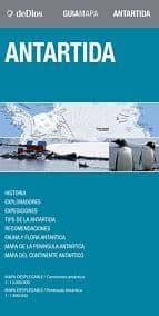antartida, guia mapa: (1:12000) 9789871551088