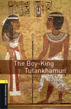 oxford bookworms library 1 boy king tutankhamun mp3 pack-9780194620598