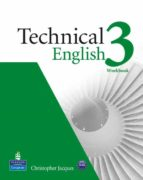 technical english level 3 workbook without key/audio cd pack-9781408267998