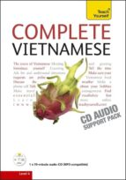 COMPLETE VIETNAMESE BEGINNER TO INTERMEDIATE COURSE (CD)