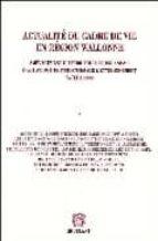 Actualite du cadre de vie en region wallone Descarga de la colección de libros electrónicos