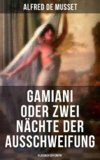 gamiani oder zwei nächte der ausschweifung (klassiker der erotik) (ebook)-alfred de musset-9788027217298
