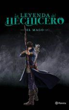 la leyenda del hechicero: el mago taran matharu 9788408177098