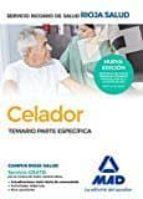 celadores del servicio riojano de salud. temario parte especifica 9788414200698