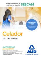 celador del servicio de salud de castilla la mancha (sescam). test del temario 9788414204498