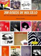 200 discos de bolsillo. 1977-91 una historia alternativa en forma to pequeño-marcos gendre-9788415191698
