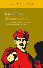 el profeta mudo joseph roth 9788415277798