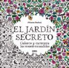 el jardin secreto-johanna basford-9788415278498