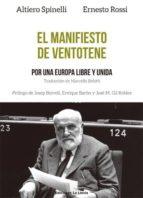 el manifiesto de ventotene-altiero spinelli-ernesto rossi-9788415526698