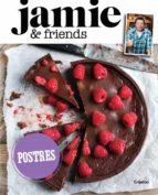 postres de jamie oliver (jamie & friends)-jamie oliver-9788416220298