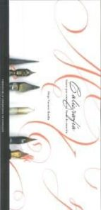 caligrafia, trazos que comunican, lineas de emocion diego navarro bonilla 9788416515998