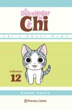 el dulce hogar de chi (volumen 12)-konami kanata-9788416543298