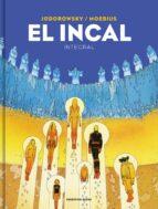 el incal (integral)-alejandro jodorowsky-9788416709298