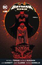 batman y robin: perla-peter tomasi-9788417106898