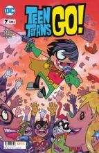 teen titans go! nº 07 sholly fisch 9788417206598