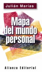 mapa del mundo personal julian marias 9788420678498