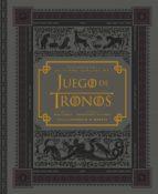 el libro oficial de juego de tronos-9788425348198