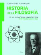historia de la filosofia (vol. 3.3): del romanticismo a nuestros dias-dario antiseri-giovanni reale-9788425426698