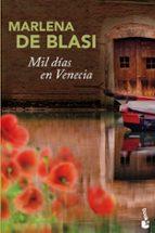 mil dias en venecia-marlena de blasi-9788427036598