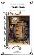 decameron (6ª ed.)-giovanni boccaccio-9788437623498