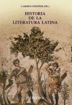 historia de la literatura latina-carmen codoñer merino-9788437628998