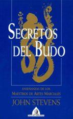secretos del budo: enseñanzas de artes marciales-john stevens-9788441410398