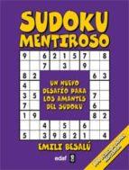 sudoku mentiroso emili besalu 9788441432598