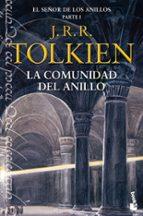 el señor de los anillos i: la comunidad del anillo-j.r.r. tolkien-9788445077498