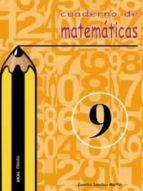 cuaderno de matematicas 9 (primaria) eusebio sanchez martin 9788446019398
