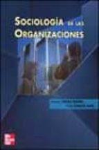 sociologia de las organizaciones-antonio lucas marin-pablo garcia ruiz-9788448136598