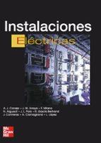 instalaciones electricas antonio conejo 9788448156398