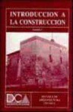 Descargar libros electrónicos gratis en línea gratis Introduccion a la construccion