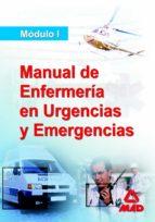 MANUAL DEL DIPLOMADO EN ENFERMERIA DE URGENCIAS Y EMERGENCIAS. MO DULO I