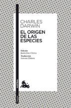 el origen de las especies charles darwin 9788467033298