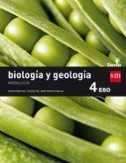 biología y geología 4º eso savia andalucía 9788467586398