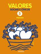 valores sociais e cívicos 5. 5º tercer ciclo-9788467850598