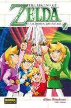 the legend of zelda 9: four swords adventures vol. 2-akira himekawa-9788467904598