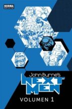 next men 1-john byrne-9788467911398